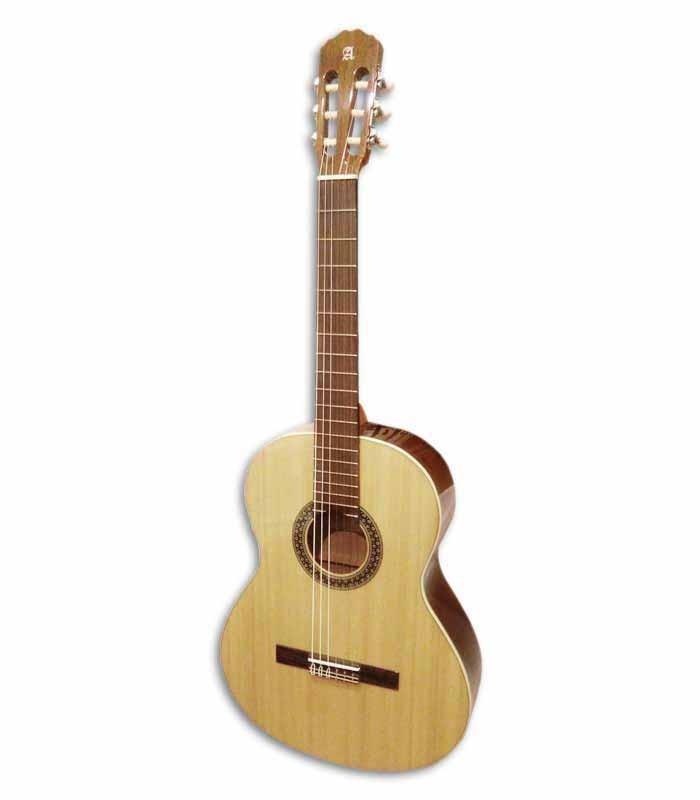 Foto frontal Guitarra Clásica Alhambra 1C