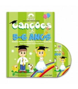 Libro ECM Canções dos 5 aos 6 Anos
