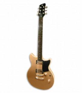 Guitarra Elétrica Yamaha RS420 Revstar Maya Gold