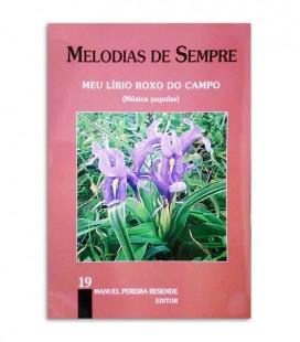 Livro Melodias de Sempre 19 por Manuel Resende