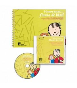 ECM Book Vamos Tocar Flauta De Bisel