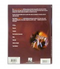 Contraportada del libro Play Along Guitar Jazz Volume 16