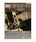 Play Along Guitar Top Rock Hits Volume 1