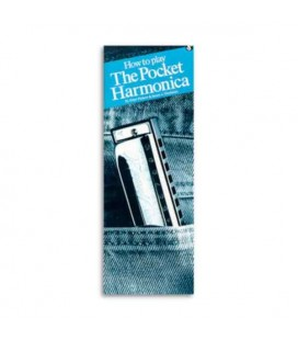 Livro Music Sales AM34521 How To Play The Pocket Harmonica