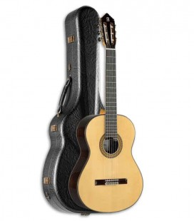 Alhambra Classical Guitar 11P Cedar Rosewood with Case
