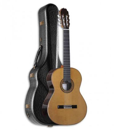 Alhambra Classical Guitar Professional Luthier Anniversary with Hard Case