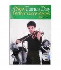 Livro A New Tune a Day for Violin Perform Book CD MUSBM11781