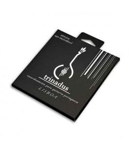 Trinadus Portuguese Guitar String Set Lisbon TR L