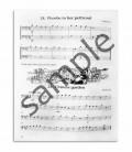 Muestra de página del libro Blackwell Cello Time Joggers Book 1