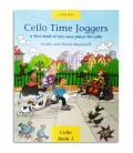 Blackwell Cello Time Joggers Book 1 com CD OXF32270