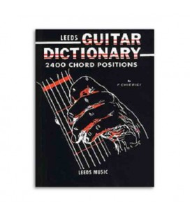 Libro Music Sales AM80565 Leeds Guitar Dictionary