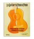 Libro Luisa Sanz La Guitarra Paso a Paso 75 Piezas Faciles MK16228