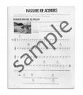 Amostra de página do livro Hal Leonard Método para Ukulele Volume 1