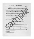 Amostra de página do livro Suzuki Cello School Vol 1 EN MB41
