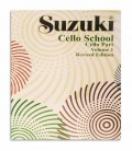 Libro Suzuki Cello School Vol 1 EN MB41