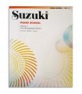 Livro Suzuki Piano School Vol 1 FR IT ES MB44