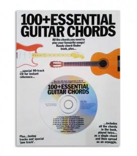Libro 100 Essential Guitar Chords AM90135