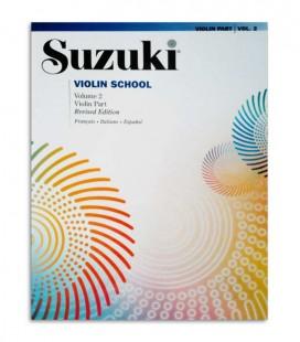 Suzuki Violin School Vol 2 FR IT ES