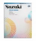 Libro Suzuki Violin School Vol 2 con CD FR IT ES MB296