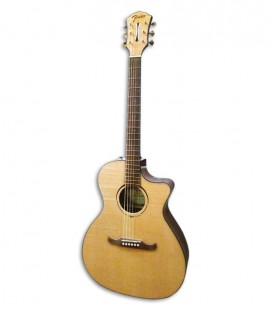 Fender Electroacoustic Guitar FA-345CE Auditorium Natural