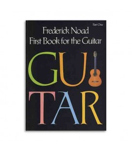 Music Sales Book First Book For The Guitar Book 1 GS33437