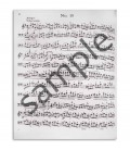 Sample page of book Popper Studies for Cello OP 73 811