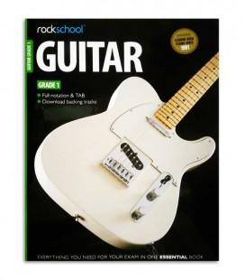 Livro Rockschool Guitar Vol 1 RSK051202