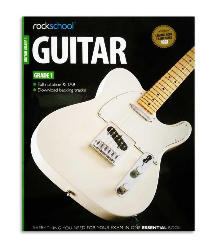 Libro Rockschool Guitar Vol 1 RSK051202