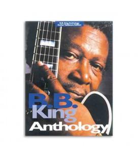 Livro Music Sales AM85572 BB King Anthology