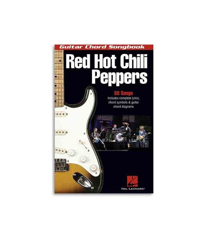 Music Sales Book Red Hot Chili Peppers Guitar Chord Songbook