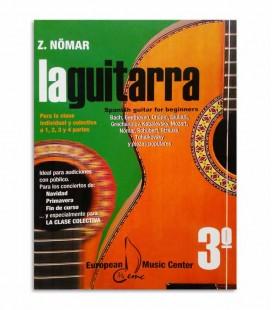 Livro Z Nomar La Guitarra Vol 3 EMC371004