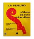 Capa del libro Feuillard Méthode du Jeune Violoncelliste J3102