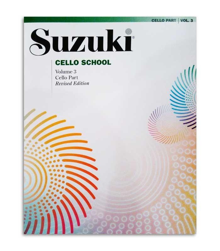 Book Suzuki Cello School Vol 3 EN MB43