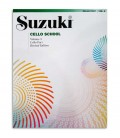 Libro Suzuki Cello School Vol 3 EN MB43