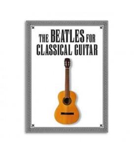 Livro Music Sales The Beatles For Classical Guitar NO91003