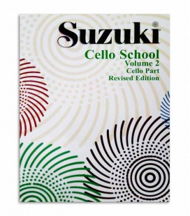 Book Suzuki Cello School Vol 2 EN MB42