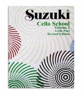 Libro Suzuki Cello School Vol 2 EN MB42