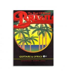 Livro Music Sales The Best Of Brazil DI10650