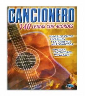 Libro El Cancionero Letras y Acordes Vol 1 ML2025