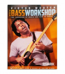 Livro Victor Wooten Bass Workshop HL00244617