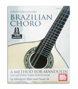 Livro Método para Bandolim Choro Brasileiro MB21975M