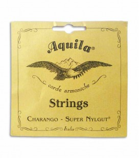 Juego de Cuerdas Aquila 1CH para Charango