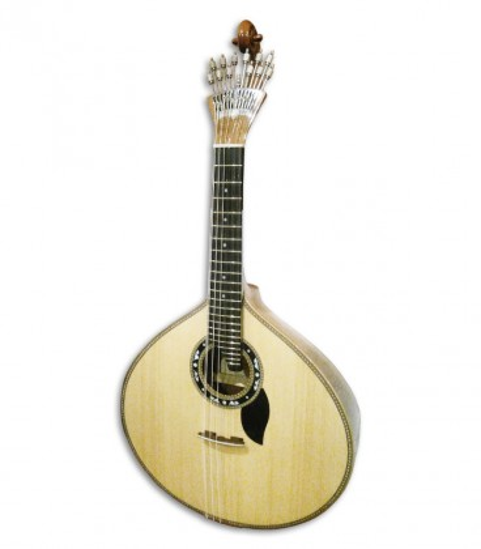 Guitarra Portuguesa Artimúsica 70720 Lujo Tapa Flandres Lisboa