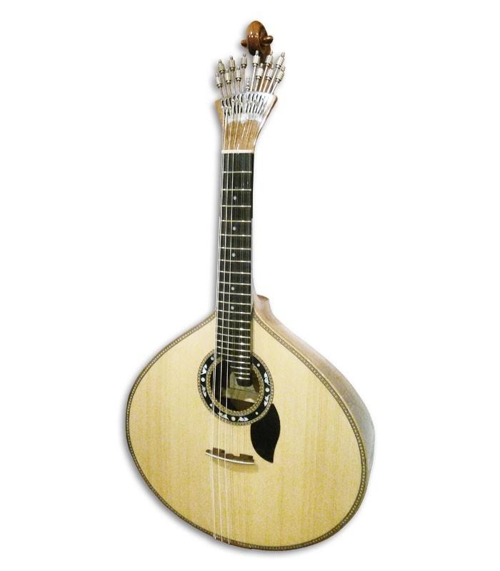 Foto da guitarra portuguesa Artimúsica 70720 Luxo