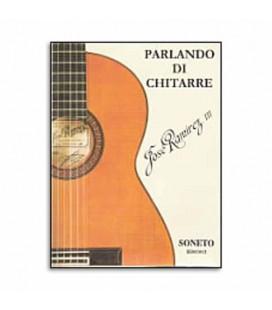 Livro Soneto 0412 3 J Ramirez III Parlando Di Chitarre
