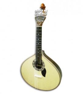 Guitarra Portuguesa Artimúsica 70730 de Lujo Palisandro Especial Modelo Lisboa