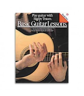 Music Sales Book Basic Guitar Lessons Book 1 AM34901