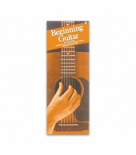 Livro Music Sales AM36997 Beginning Guitar