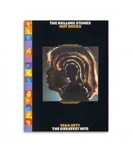 Livro Music Sales AM83965 Rolling Stones Hot Rocks 64 to 71