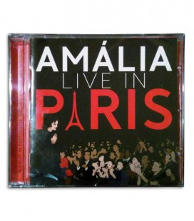 Sevenmuses CD Amália Live in Paris